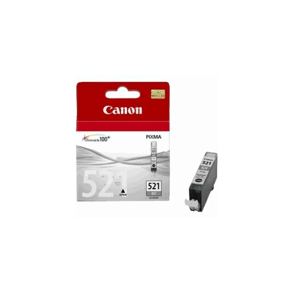 Canon tinta CLI-521Grey, siva