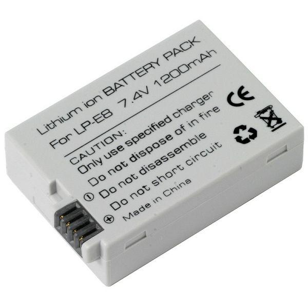 Canon battery LPE8 za EOS 550d, 600d, 650d