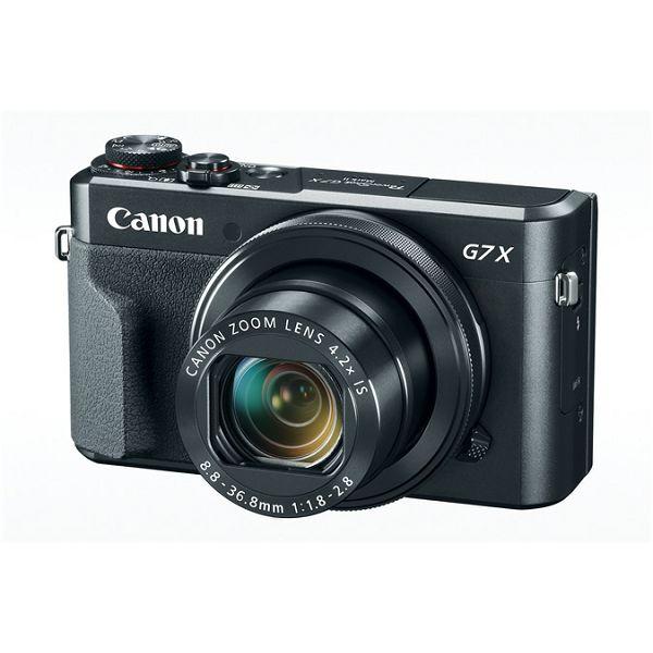Canon PS G7 X mark II