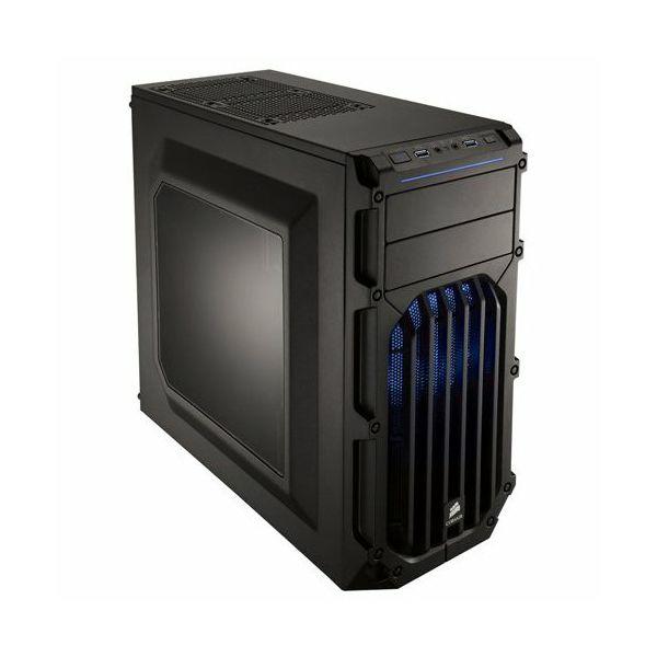 Corsair Carbide Series SPEC-02 Mid Tower Case, Blue LED
