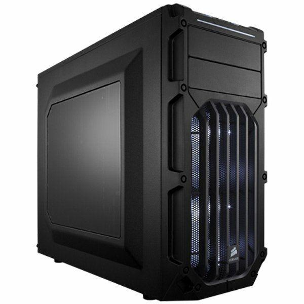 Corsair Carbide Series SPEC-03 Mid Tower Case, Blue LED