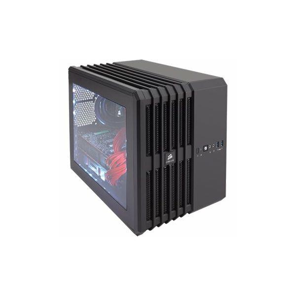 Corsair Carbide Series Air 240 Black Edition High Airflow Mini ITX PC Case