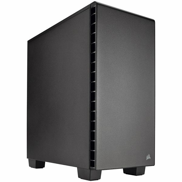 Corsair Carbide Quiet 400Q Black Compact ATX Tower, ini-ITX, MicroATX, ATX, E-ATX (12