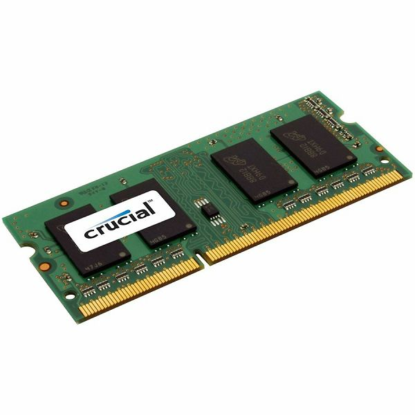 Crucial 2GB DDR2 667MHz (PC2-5300) CL5 SODIMM 200pin