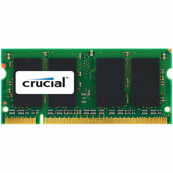 Crucial RAM 4GB DDR3 1600 MT/s (PC3-12800) CL11 SODIMM 204pin 1.35V/1.5V for Mac