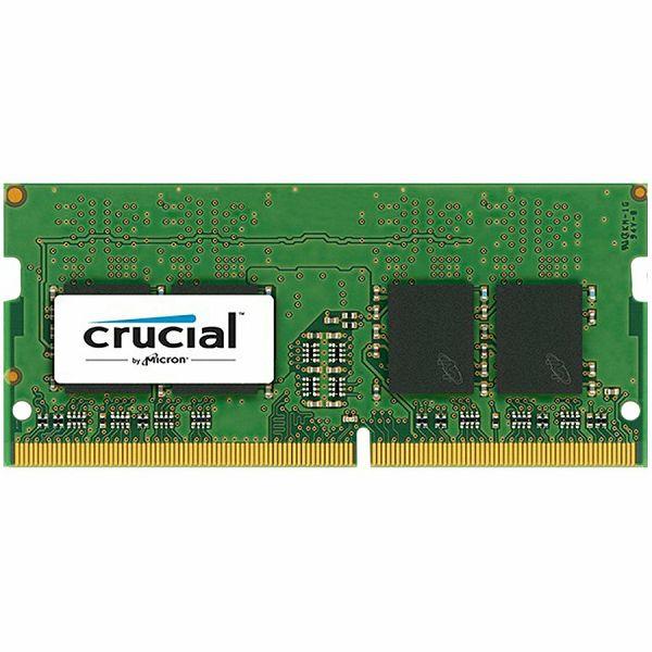 Crucial DRAM 8GB DDR4 2133 MT/s (PC4-17000) CL15 DR x8 Unbuffered SODIMM 260pin, EAN: 649528768391