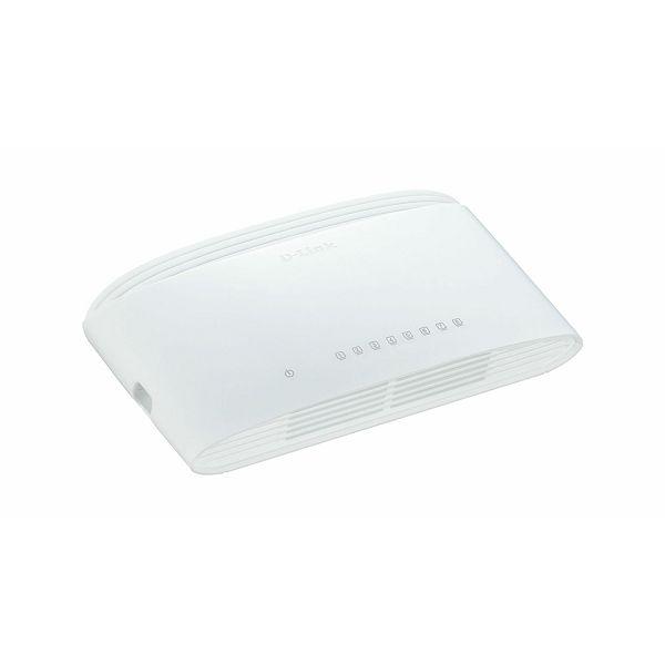 D-Link 8 1000BaseT Gigabit Desktop Switch  DGS-1008D/E