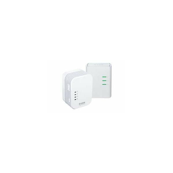 Kit with 2 Powerline 500M Homeplug AV Wireless  DHP-W311AV/E