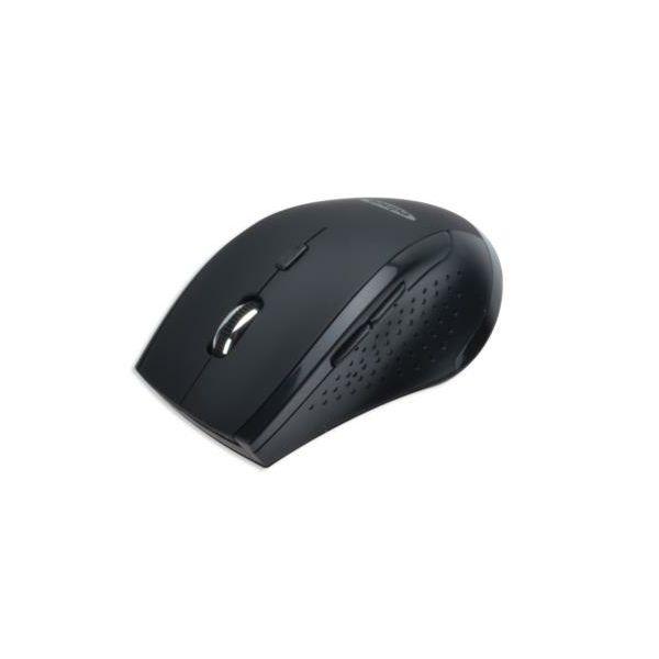 Miš Ednet Wireless Optical, crni, USB  81098