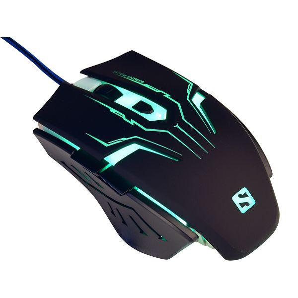 Miš Sandberg Eliminator Mouse, 2400 DPI  640-04