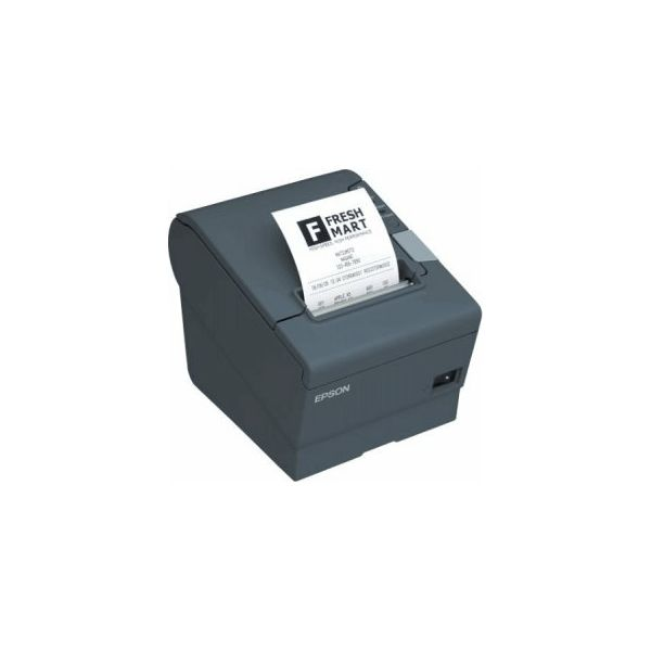 Pisač TM-T88V CRNI+PS180 SER.i USB  C31CA85042