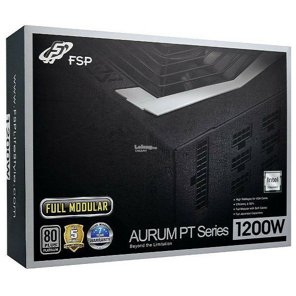 Fortron napajanje Aurum PT 1200W, 92+, Platinum