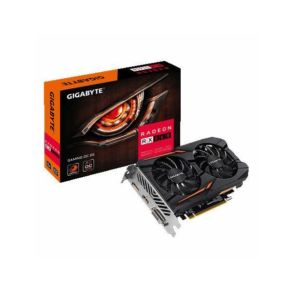 Gigabyte RX 560 Gaming OC, 2GB GDDR5, HDMI, DVI