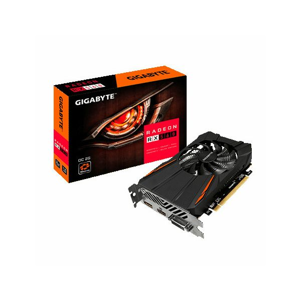 Gigabyte RX 560 OC, 2GB GDDR5, HDMI, DVI