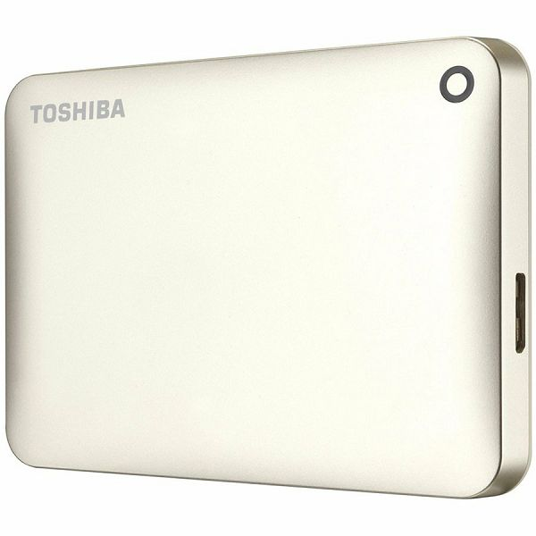 HDD external TOSHIBA 1TB CANVIO Connect II 6.63cm(2.5