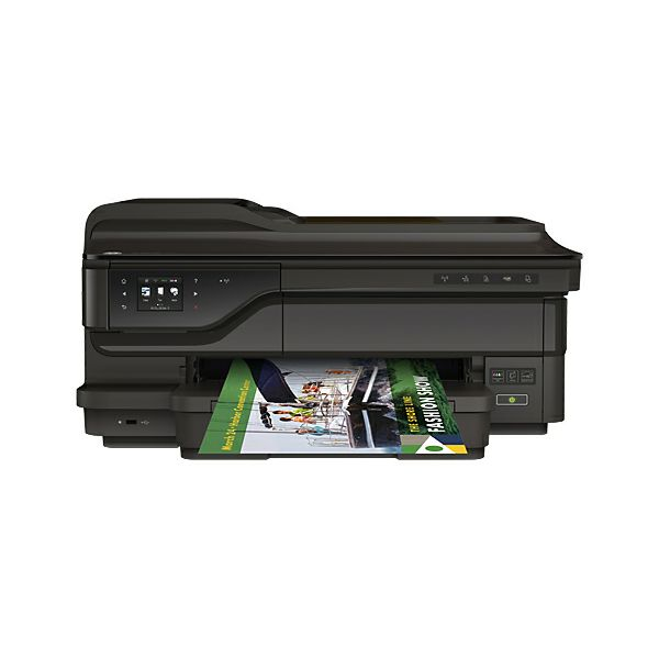HP Officejet 7612 WF e AiO Printer  G1X85A#A80