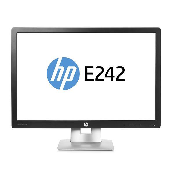 HP EliteDisplay E242  24-inch Monitor  M1P02AA#ABB