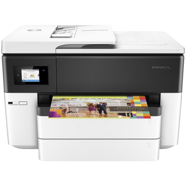 HP OfficeJet Pro 7740 Wide  Format All-in-One  G5J38A#A80