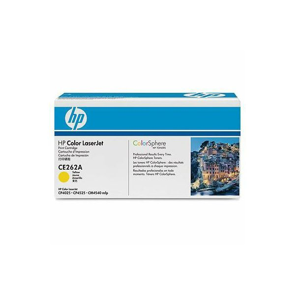 Toner za  CP4025/CP4525 Yellow  CE262A