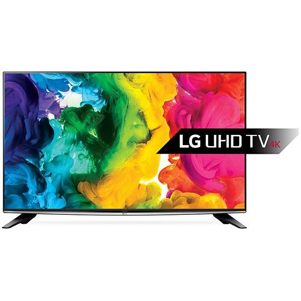 LG 50UH635V, 127cm, T2/S2, WiFi, UHD, webOS 3.0