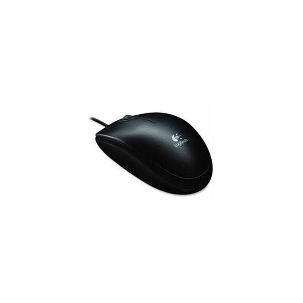 Miš B100 Optical USB black  910-003357