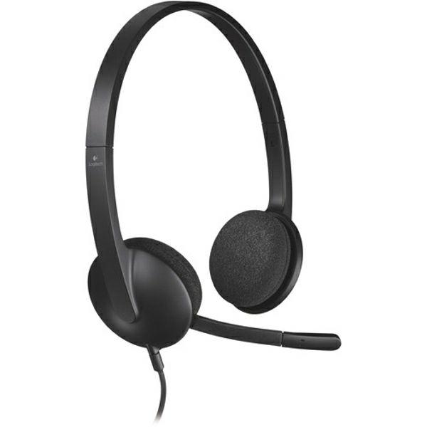 Logitech H340, USB, slušalice s mikrofonom