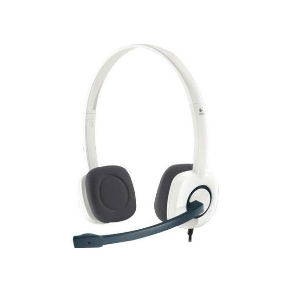 Logitech Headset H150 Cloud White