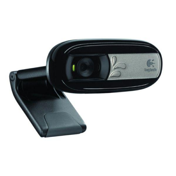 Logitech C170, web kamera, USB, crna