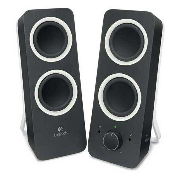 Logitech Z-200, 2.0 zvučnici, crni