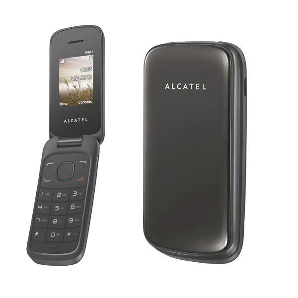Mobitel Alcatel OT-1035D, sivi  4894461294742