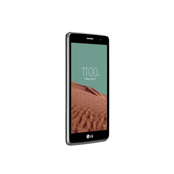 Smartphone LG X150 Bello II, titan srebrni  8806084994547
