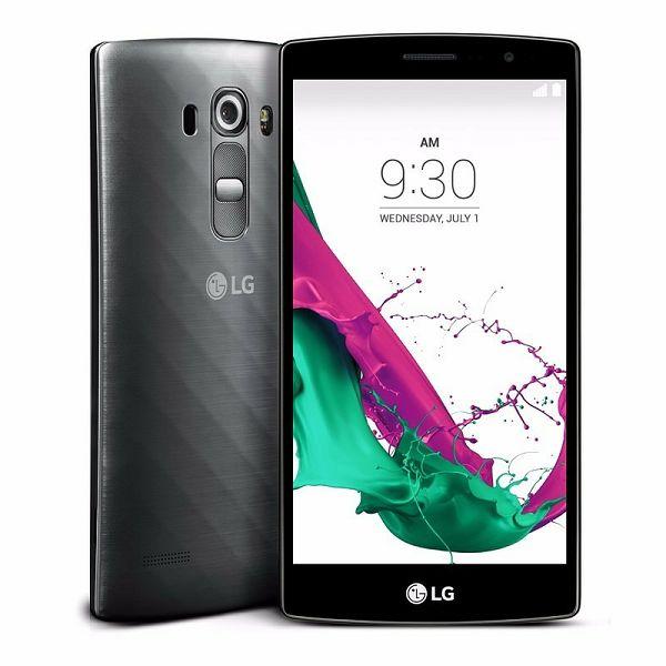 Smartphone LG G4s Beat H735, srebrni  8806084989796