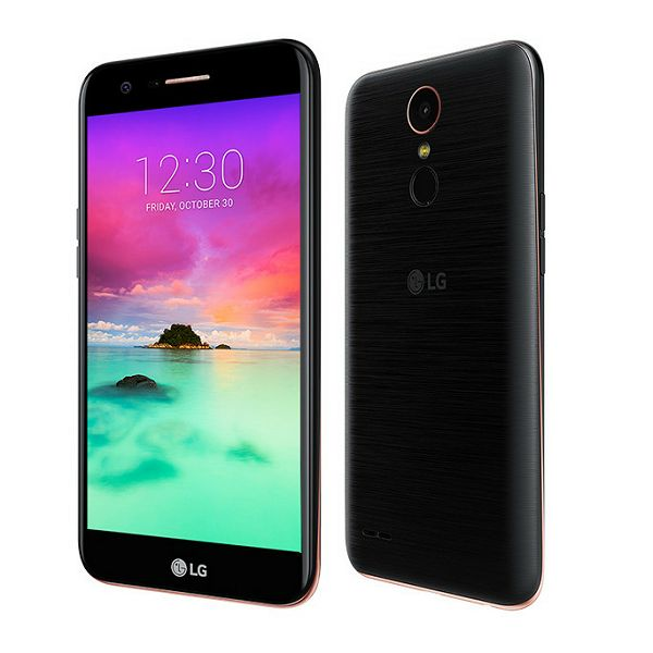 Smartphone LG K10 (2017), DualSIM, crni  8806087019070
