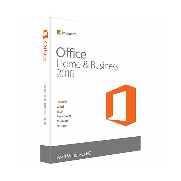 MS Office Home and Business 2016 All lng Dwnld lic  T5D-02316