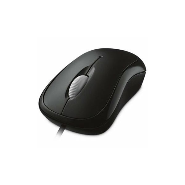 L2 Basic Opt Mse Mac/Win USB EMEA EFR EN/AR/FR/EL/IT/RU/ES Hdwr Black
