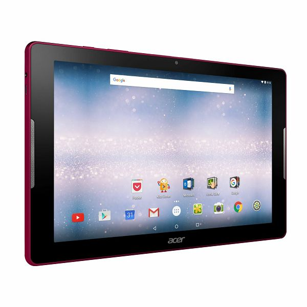 Acer Iconia One 10 - B3-A30 Red RAB  NT.LD9EE.002_RAB