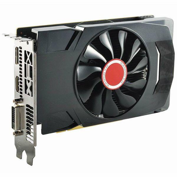 XFX Video Card AMD Radeon RX 560D 4GB D5 1196M CORE DP HDMI DVI