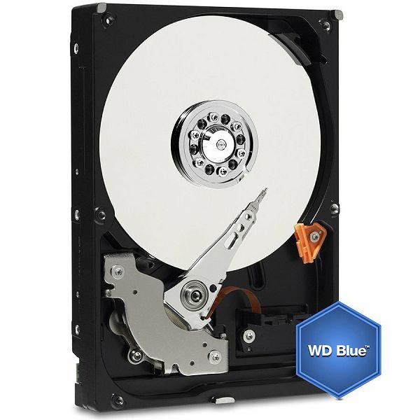 HDD Desktop WD Blue (3.5, 1TB, 64MB, 5400 RPM, SATA 6 Gb/s)