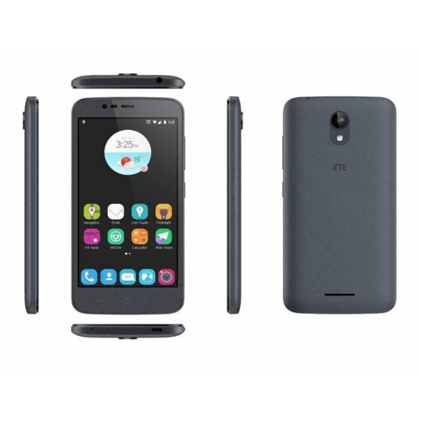 Smartphone ZTE Blade A310, DualSIM, tamno sivi  6902176008108
