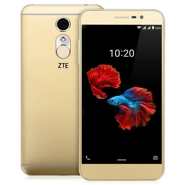 Smartphone ZTE Blade A910, DualSIM, zlatno žuti  6902176012631