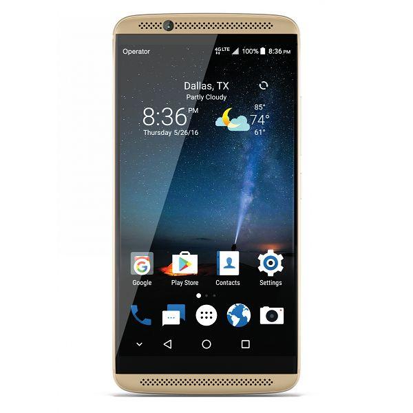 Smartphone ZTE Axon 7, zlatno žuti  6902176006418