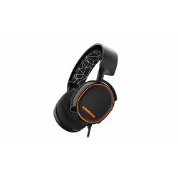 Slušalice SteelSeries Arctis 5 Black