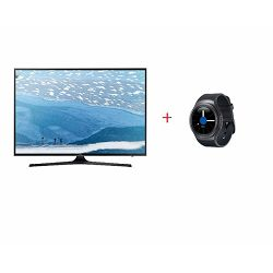 SAMSUNG LED TV 65KU6072 UHD, Smart + SAT GEAR S2 R7200