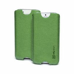 Celly iPhone 5 Grass Green Case_MSN