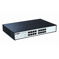 D-Link switch web upravljivi DGS-1100-16