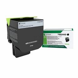 Toner Lexmark CS317/CX317 712B 6.000 str. black