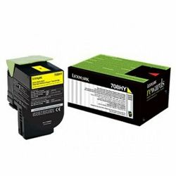 SUP TON LEX CS310/410/510 Yellow toner 708HY 3.000 str