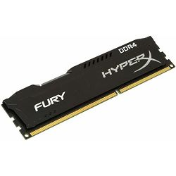 MEM DDR4 16GB 2400MHz (1x16) HyperX Fury Black KIN