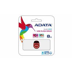 USB memorija DashDrive Durable UD310 8GB red
