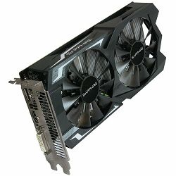 SAPPHIRE Video Card AMD Radeon RX 460 NITRO GDDR5 2GB/128bit, 1210MHz/1750MHz, PCI-E 3.0 x16, HDMI, DVI-D, Dual-X Cooler(Double Slot), Lite Retail